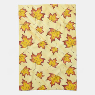 Maple Leaf Kitchen Towel