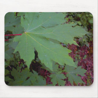 Maple Leaf Mouse Pad