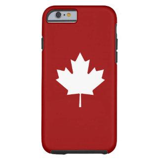 Maple Leaf Pictogram iPhone 6 Case Tough iPhone 6 Case