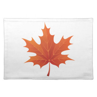 Maple Leaf Placemats