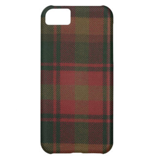 Maple Leaf Tartan iPhone 5 ID Case Cover For iPhone 5C