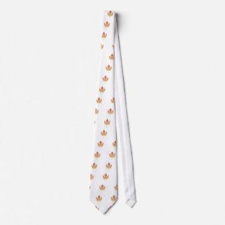 Maple Leaf Tie