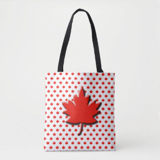 Maple Leaf Totebag Tote Bag