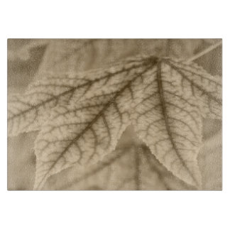 Maple Leaf Vein Pattern Boards