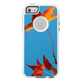 Maple Leaves OtterBox iPhone 5/5s/SE Case