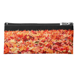 Maple Leaves Pencil Case