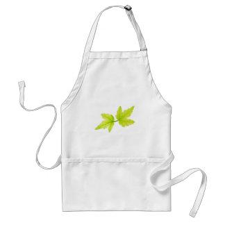 Maple Leaves Standard Apron