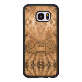 Maple Samsung Galaxy S7 Edge Case - (Vintage Boom)