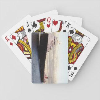Mapleglen playing cards