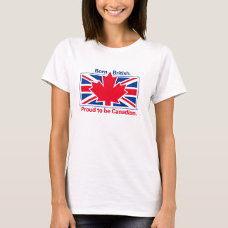 Maplejack Born  British T-Shirt
