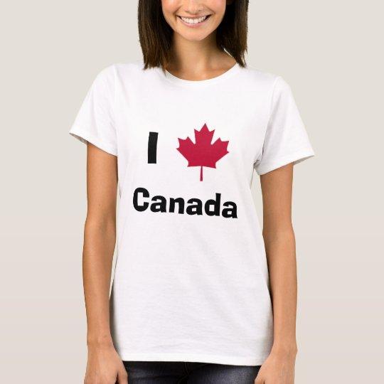 mapleleaf, Canada T-Shirt