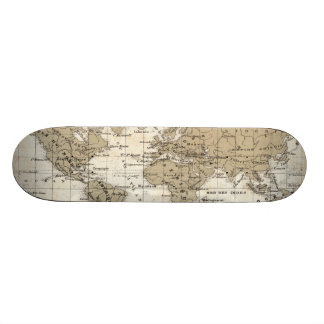 Mappemonde Skate Boards