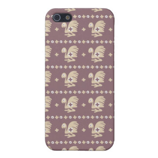 Mapuche style iPhone 5/5S cover