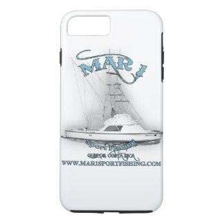 Mar1 Sport Fishing 31' Bertram Tough iPhone 7Plus iPhone 7 Plus Case