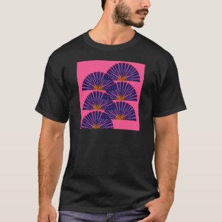 Marakesh ethno edition Purple mosaic T-Shirt