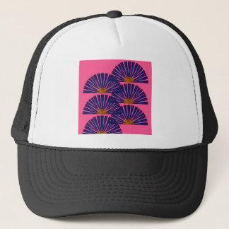 Marakesh ethno edition Purple mosaic Trucker Hat