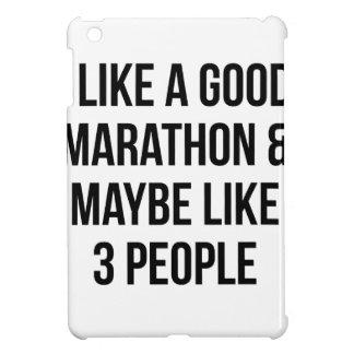 Marathon & 3 People Cover For The iPad Mini