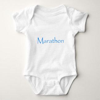Marathon Baby Bodysuit
