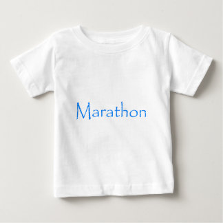 Marathon Baby T-Shirt