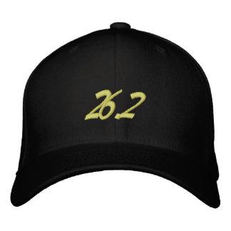 Marathon Embroidered Hat