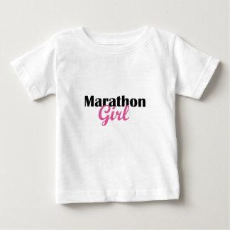 Marathon Girl Baby T-Shirt
