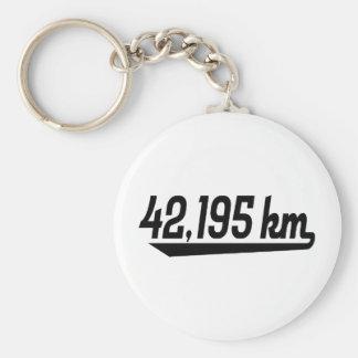 Marathon Keychains