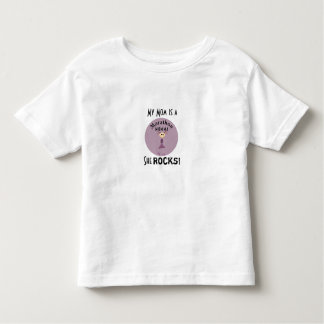 Marathon Momma Toddler T-Shirt My Mom Rocks