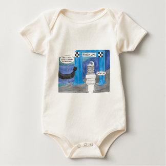 Marathon Sparkplug Baby Bodysuit