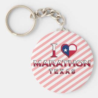 Marathon, Texas Key Chains