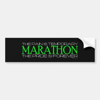 Marathon - The Pride is Forever Bumper Sticker