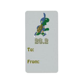 Marathon Turtle Runner in Blue