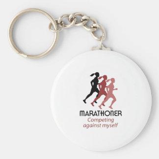 Marathoner Keychains