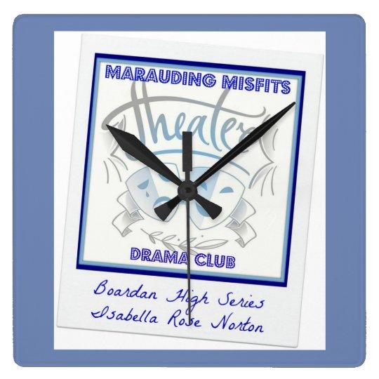 Marauding Misfits Clock