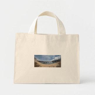 marazion harbour mini tote bag