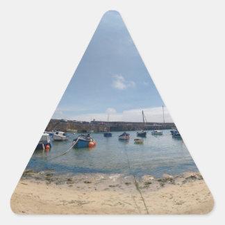 marazion harbour triangle sticker