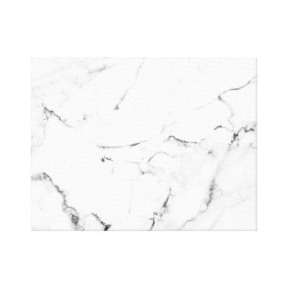 Marble Addiction Canvas Print
