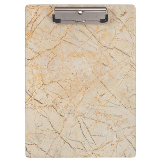 Marble Background Modern Elegant Clipboard