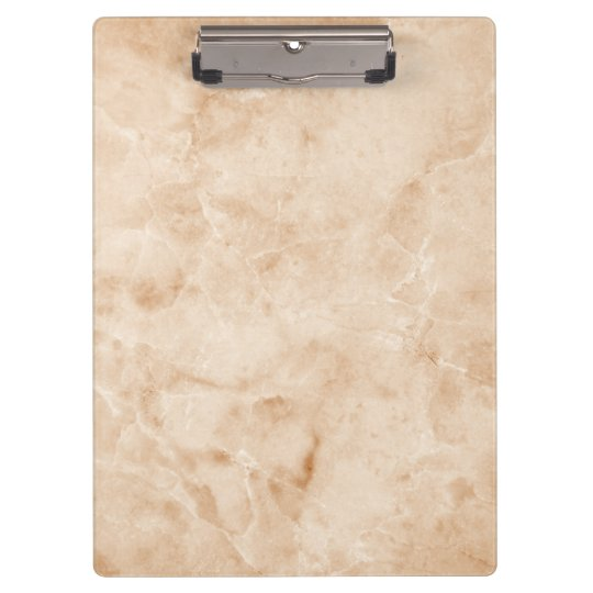 Marble Background Modern Elegant Clipboard