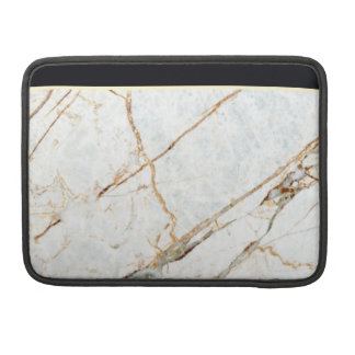 Marble (Black & White) Sleeve For MacBook Pro