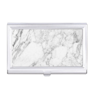 Marble Business Cardholder Case For Business Cards