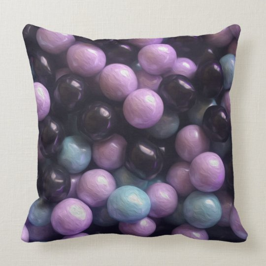 Marble Candy Square Pillows