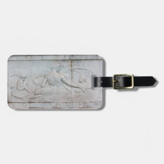 Marble Carving in London UK Bag Tag
