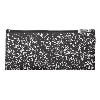 Marble Composition Notebook Pencil Case