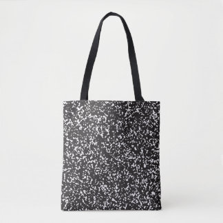 Marble Composition Notebook Tote
