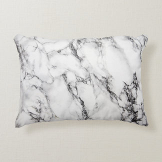 "Marble Custom Brushed Polyester Pillow 16"" x12"""