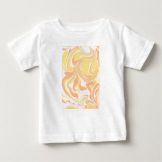Marble design baby T-Shirt