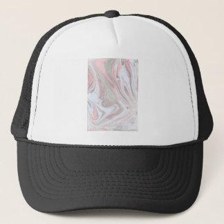 MARBLE DESIGN ELEMENTS TRUCKER HAT