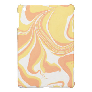 Marble design iPad mini cover