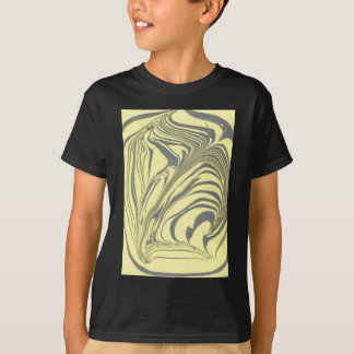 Marble design T-Shirt