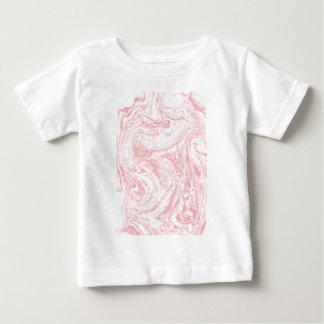 Marble design Vintage Baby T-Shirt
